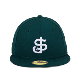9658d407cbcc8 Exclusive 59fifty New Era San Jose Giants Hat - Green
