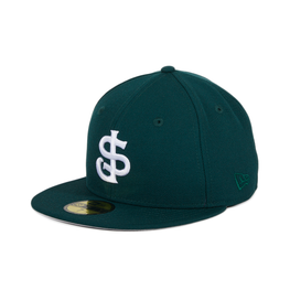 Exclusive 59fifty New Era San Jose Giants Hat - Green, White