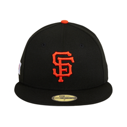 Exclusive 59Fifty San Francisco Giants Japan Flag Game Hat - Black