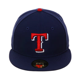 Exclusive New Era 59Fifty Texas Rangers 2000 Game Hat - Royal