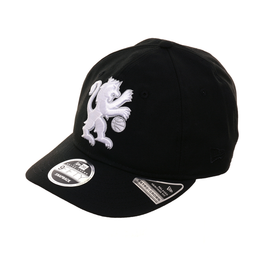 Exclusive New Era 9fifty Sacramento Kings Alternate Retro Crown Snapback Hat - Black