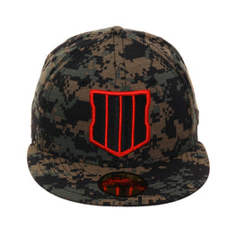 New Era 59fifty Call Of Duty Black Ops 4 Hat - Digital Camo
