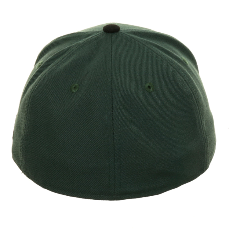 Exclusive New Era 59Fifty Ink Park Cup of Joe Hat - 2T Green, Black