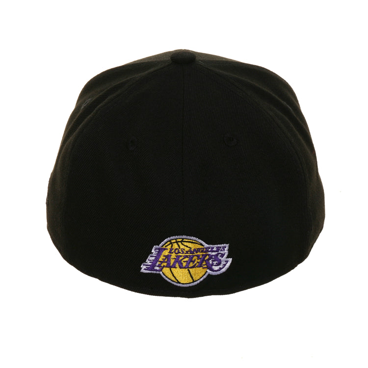 Exclusive New Era 59Fifty Los Angeles Lakers Neon Hat - Black