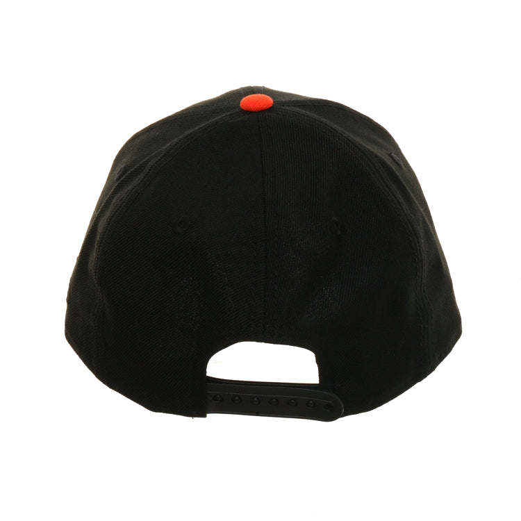 newest 11c2a b481f Exclusive New Era 9Fifty San Francisco Giants Script Retro Crown Snapback  Hat - Black,Orange