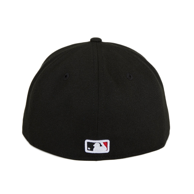 Exclusive New Era 59Fifty San Francisco Giants CA Flag Fill Hat - Black