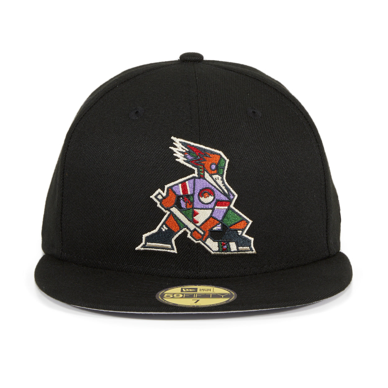 Exclusive 59Fifty Tucson Roadrunners Alternate Hat - Black
