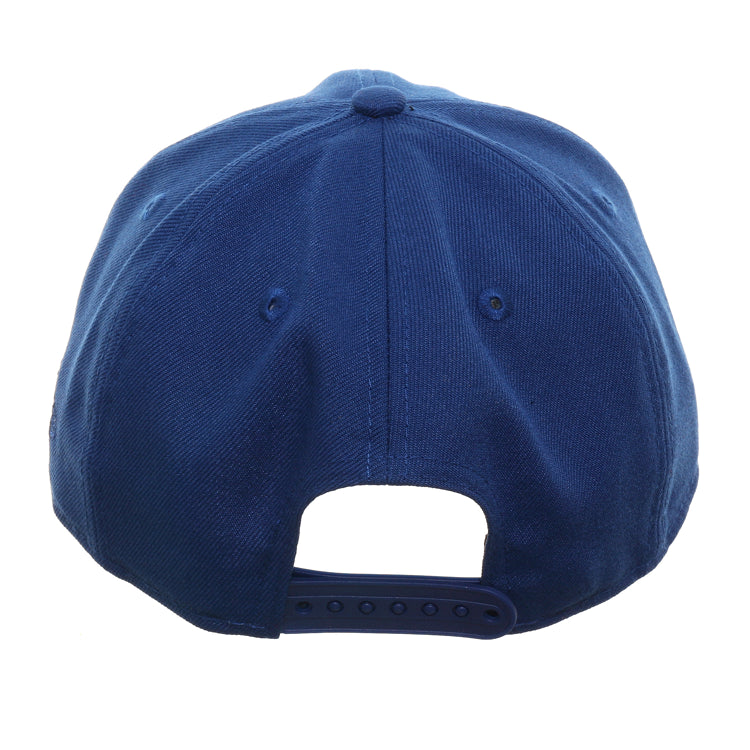 Exclusive New Era 9Fifty State Forty Eight Retro Crown Snapback Hat - Royal