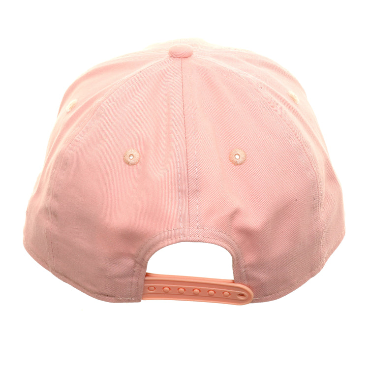 Exclusive New Era 9Fifty State Forty Eight Retro Crown Snapback Hat - Apricot