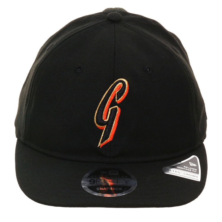 buy popular 931f2 c2048 Exclusive New Era 9Fifty San Francisco Giants G Retro Crown Snapback H – Hat  Club