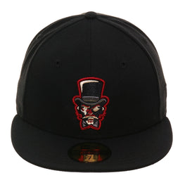 Exclusive New Era 59Fifty Magician Hat - Black