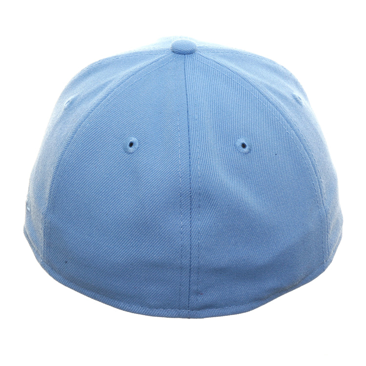 Exclusive New Era 59Fifty Philadelphia Phillies 1970 Retro Crown Hat - Light Blue