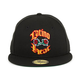 WWE New Era 59Fifty Latino Heat Hat - Black