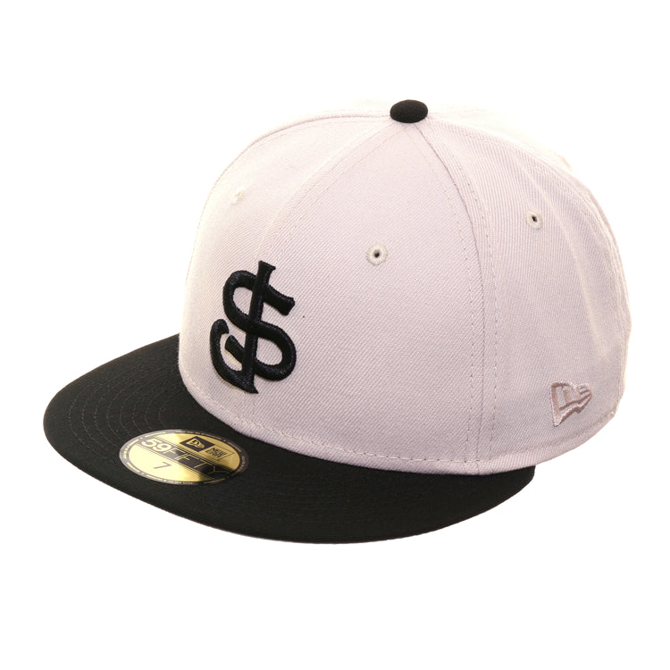 Exclusive New Era 59Fifty San Jose Giants Hat - 2T Stone, Black