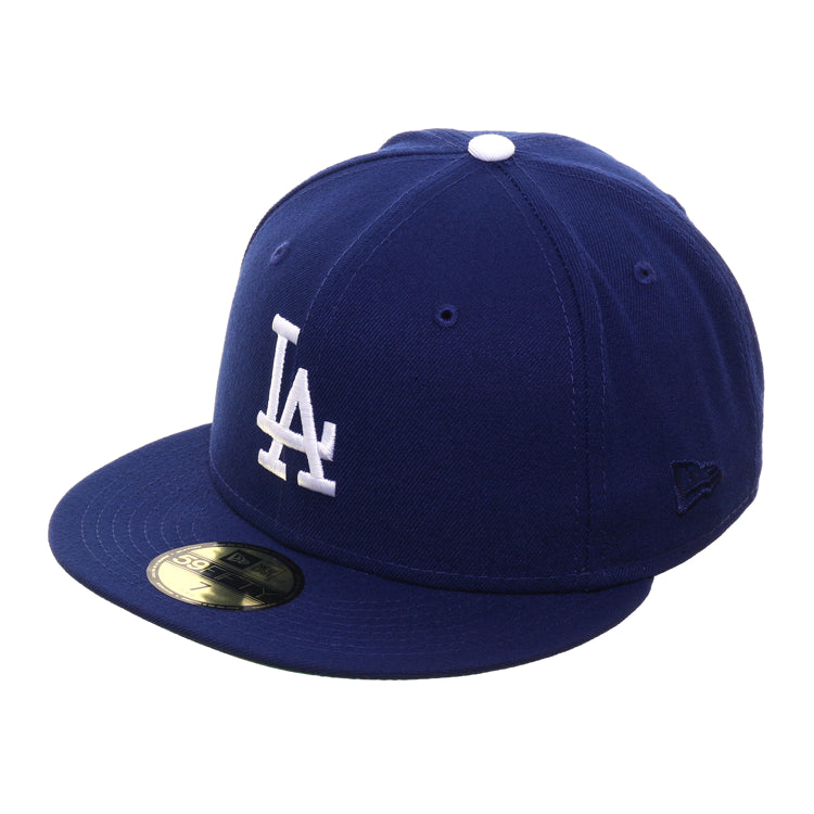 Exclusive New Era 59Fifty Los Angeles Dodgers 100th Anniversary 1980 Hat - Game