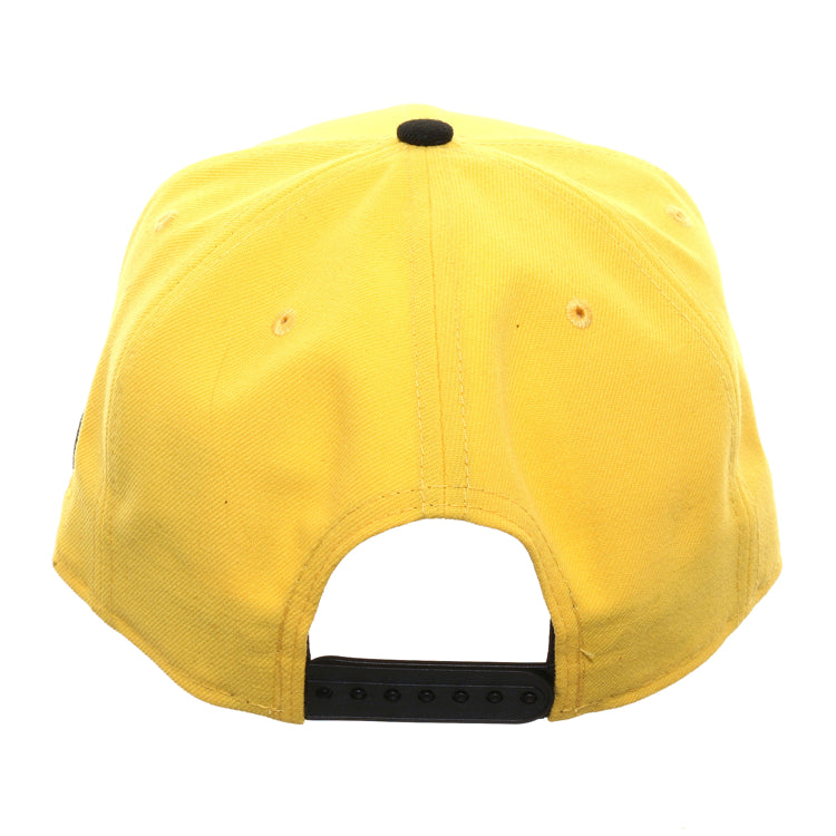 edcab4cc Exclusive New Era 9Fifty Skull Chief Snapback Hat - 2T Yellow, Black