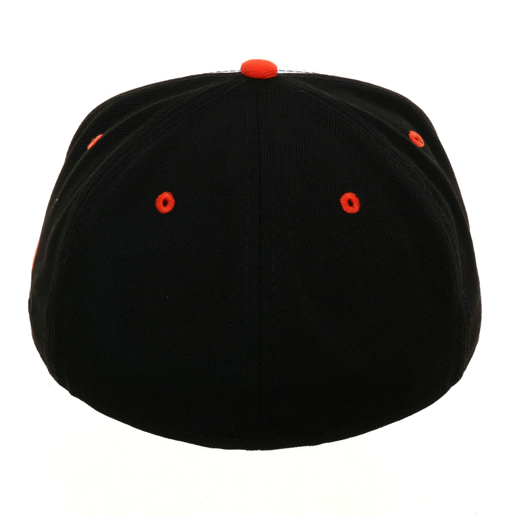 Exclusive New Era 59Fifty Baltimore Orioles 1954 Hat - White, Black, Orange