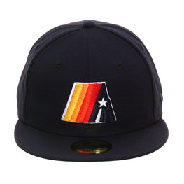 Exclusive New Era 59Fifty Houston Astros Prototype Hat - Navy