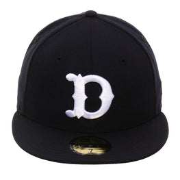 on sale 83917 e19a7 Exclusive New Era 59Fifty Detroit Tigers 1918 Hat - Navy