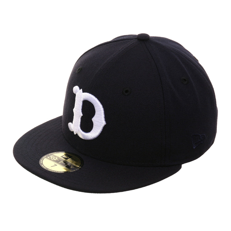 Exclusive New Era 59Fifty Detroit Tigers 1918 Hat - Navy