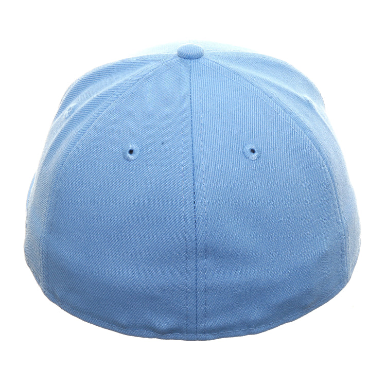 Exclusive New Era 59Fifty Kansas City Royals 1971 Logo Hat - Light Blue