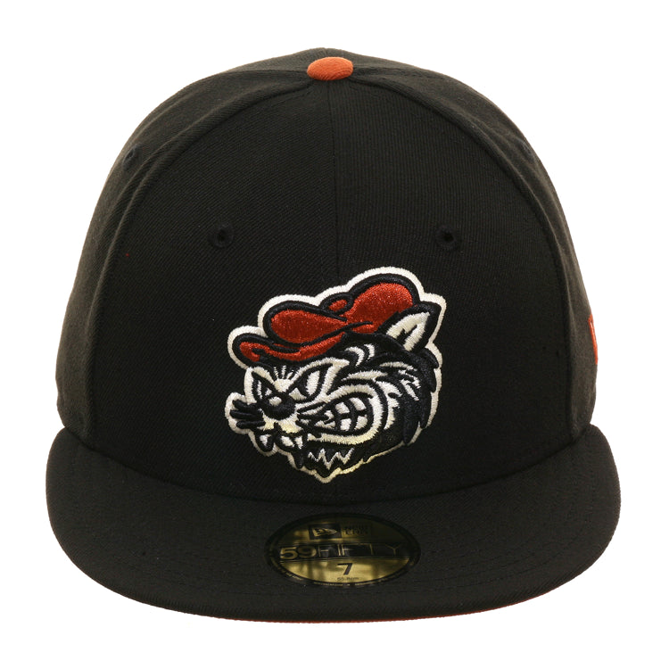 Chamuco's Studio New Era 59Fifty Chamuco Ferals Hat - Black