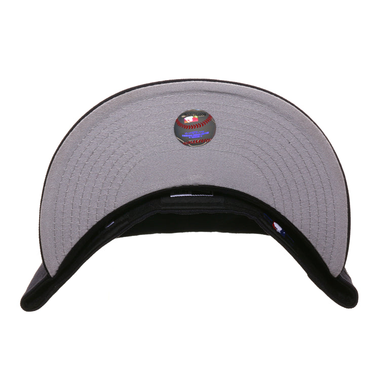 Exclusive New Era 59Fifty Minnesota Twins Sugar Skull Hat - Navy