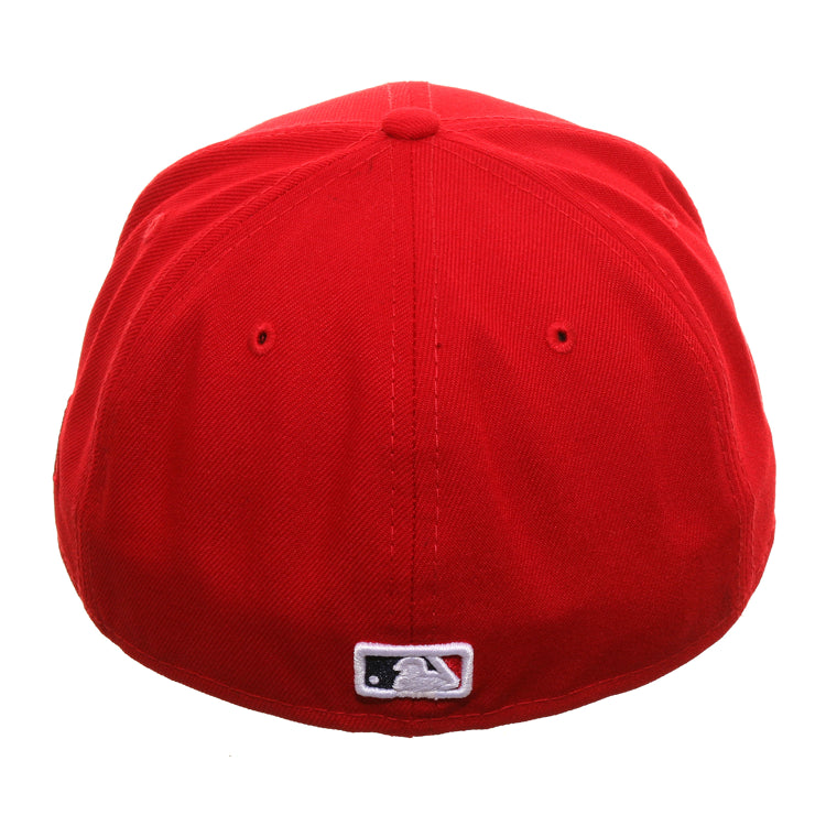 Exclusive New Era 59Fifty St. Louis Cardinals Sugar Skull Hat - Red