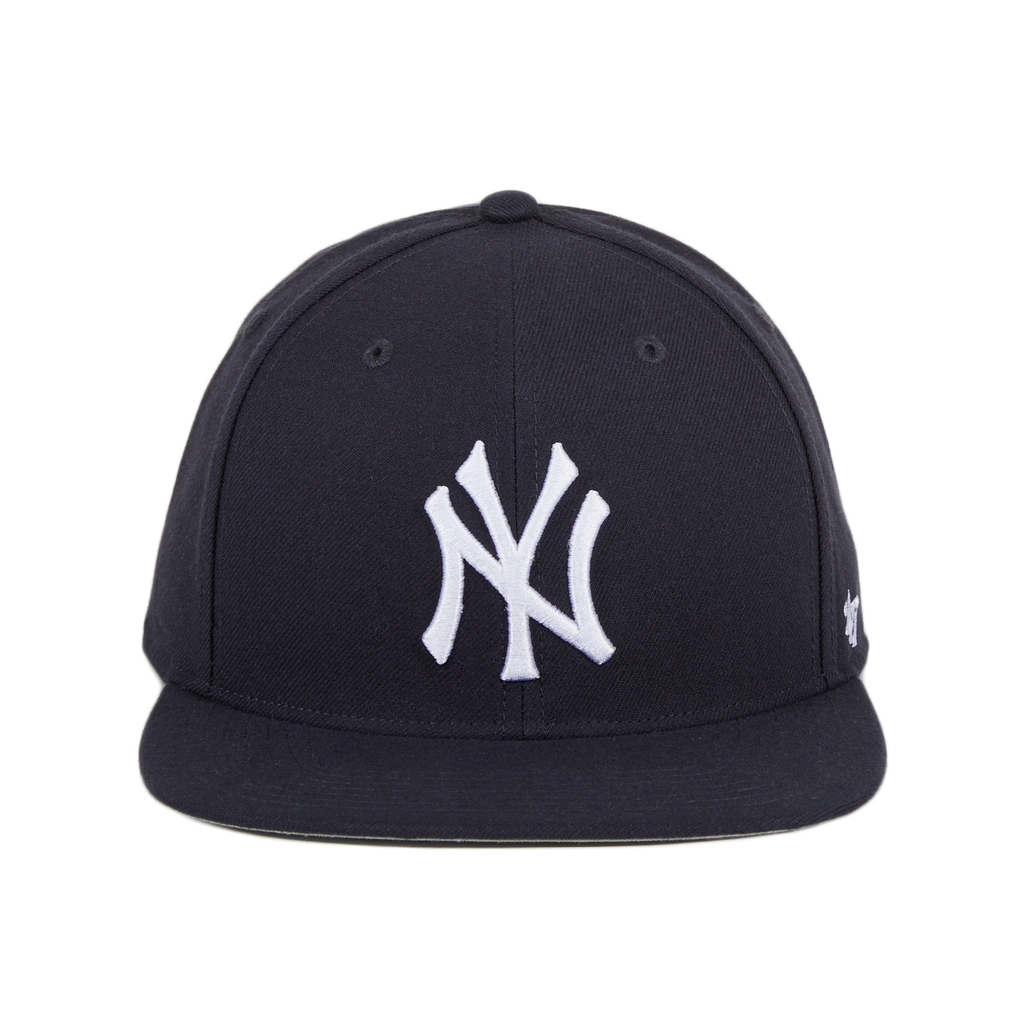 47 Brand No Shot New York Yankees Game Snapback Hat - Navy