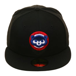 Exclusive New Era 59Fifty Chicago Cubs 1979 OTC Hat - Black