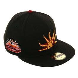 Arizona Fall League New Era 59Fifty Mesa Solar Sox Hat - Black