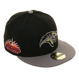 Arizona Fall League New Era 59Fifty Peoria Javelinas Home Hat - 2T Black, Graphite