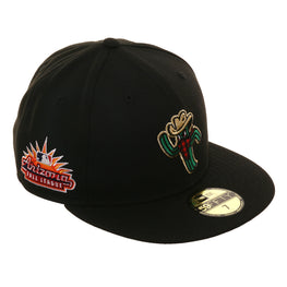 Arizona Fall League New Era 59Fifty Surprise Saguaros Hat - Black