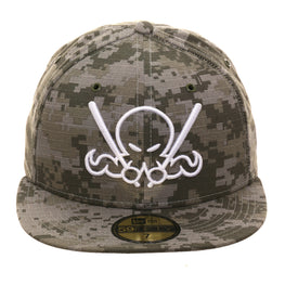 Exclusive Dionic New Era 59Fifty Octoslugger Digicamo Hat - Camo