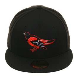 Exclusive New Era 59Fifty Baltimore Orioles 1989 Hat - Black