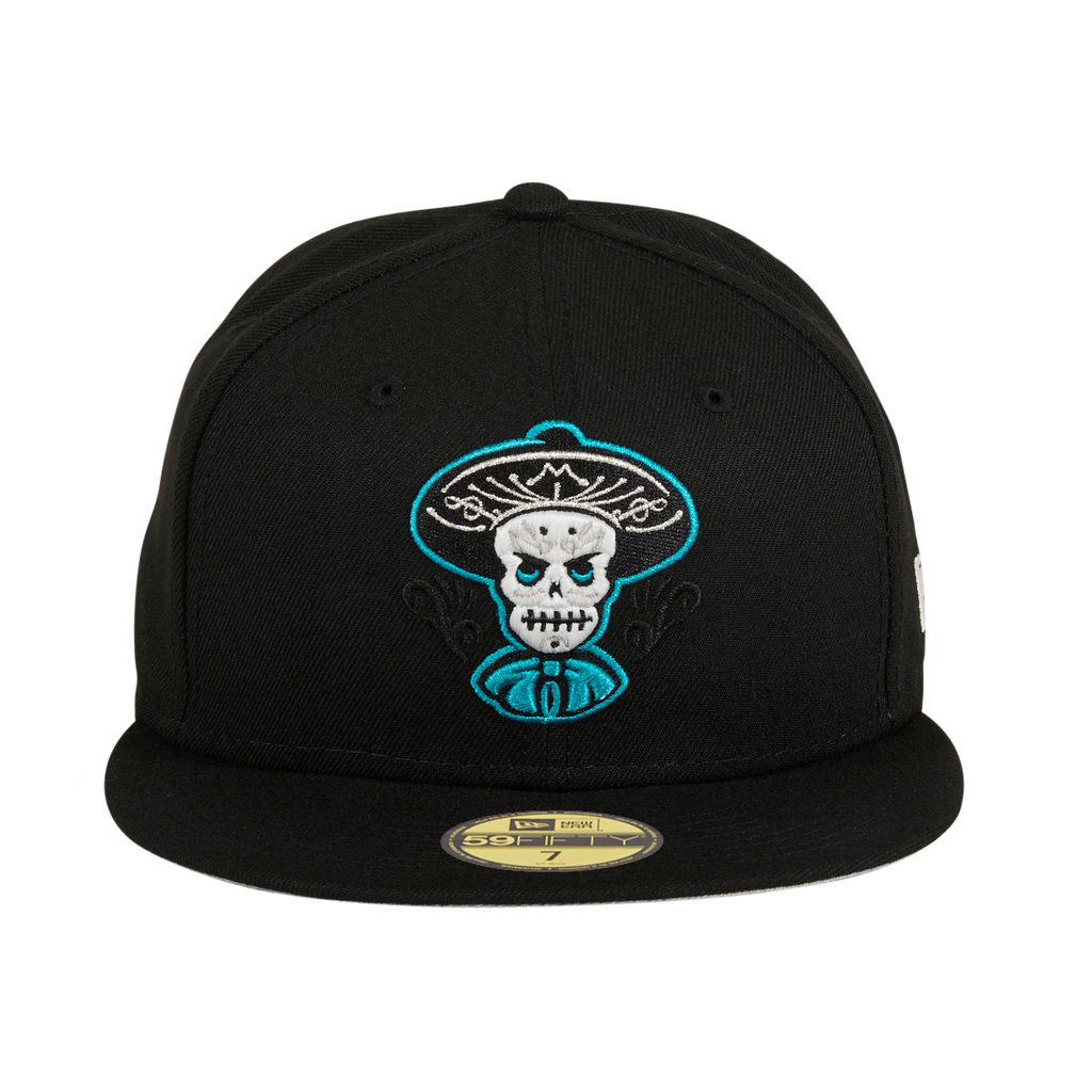 New Era 59Fifty Albuquerque Mariachis Hat - Black