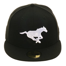 New Era 59Fifty Calgary Stampeders Hat - Black