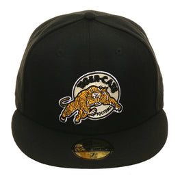 New Era 59Fifty Hamilton Tiger Cats Hat - Black