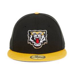 New Era 59Fifty Hamilton Tiger Cats Hat - Black, Gold