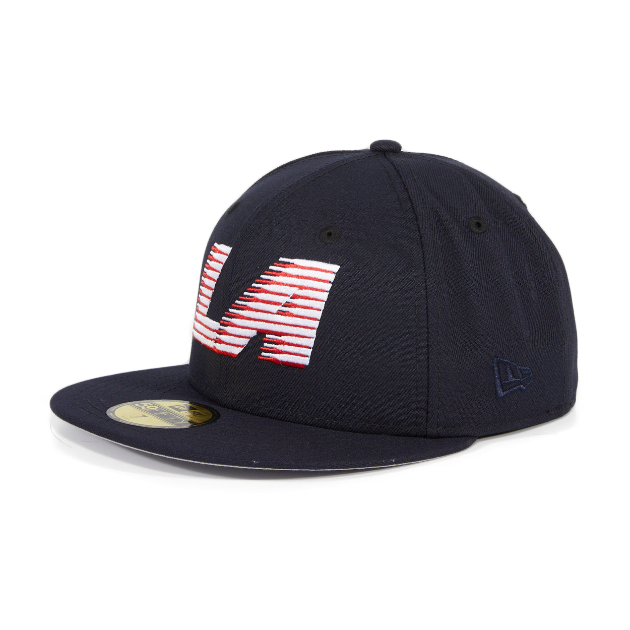 New Era 59Fifty Los Angeles Clippers City LA Hat - Navy