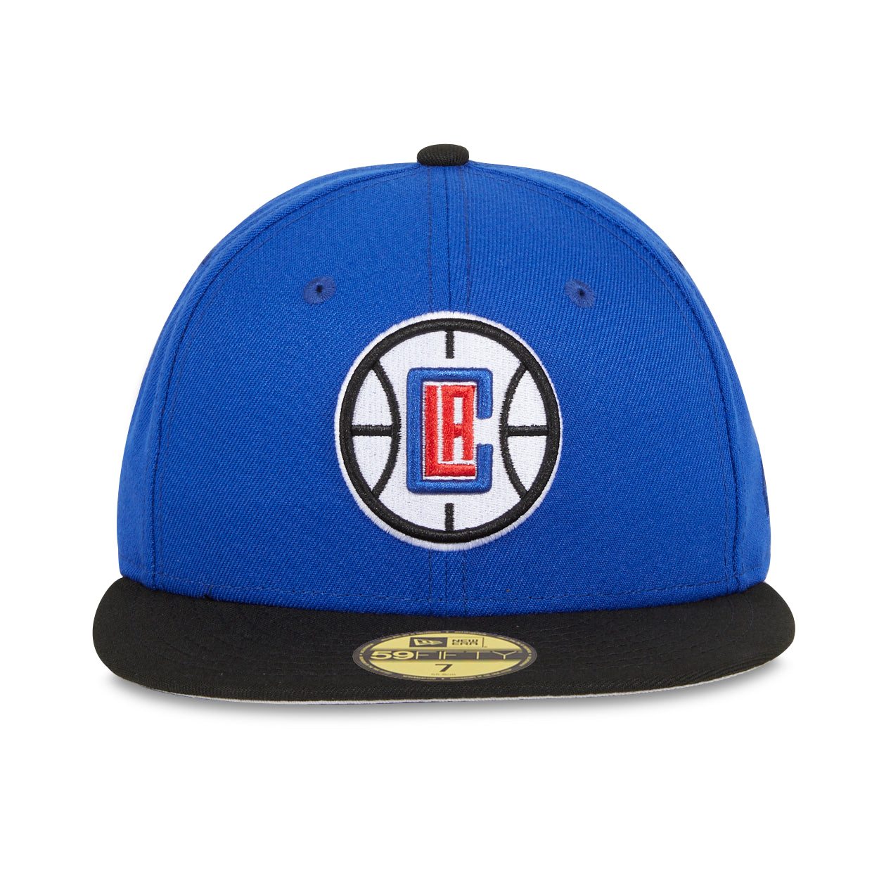 New Era 59Fifty Los Angeles Clippers Alternate Hat - 2T Royal, Black
