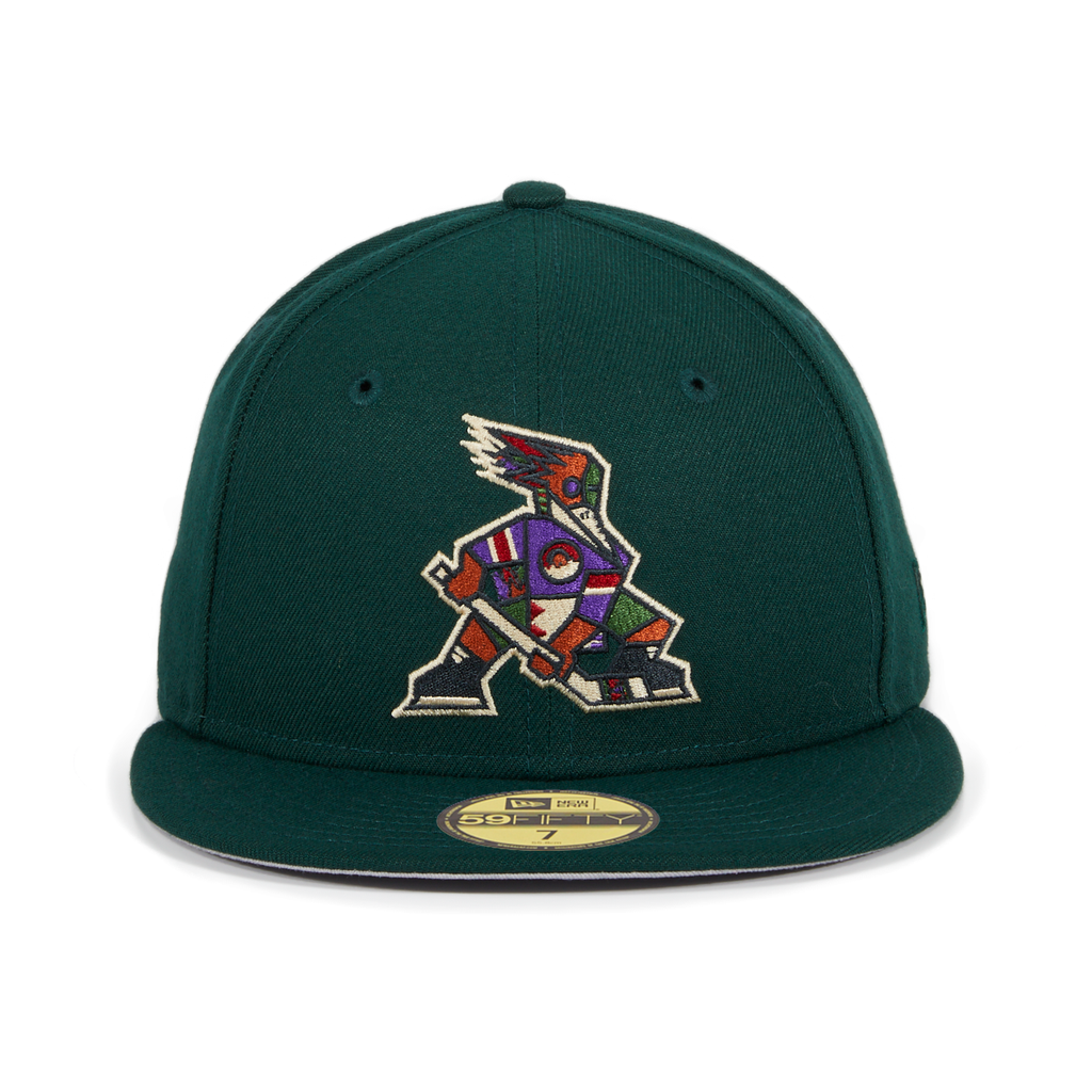 Exclusive New Era 59Fifty Tucson Roadrunners Alternate Hat - Green