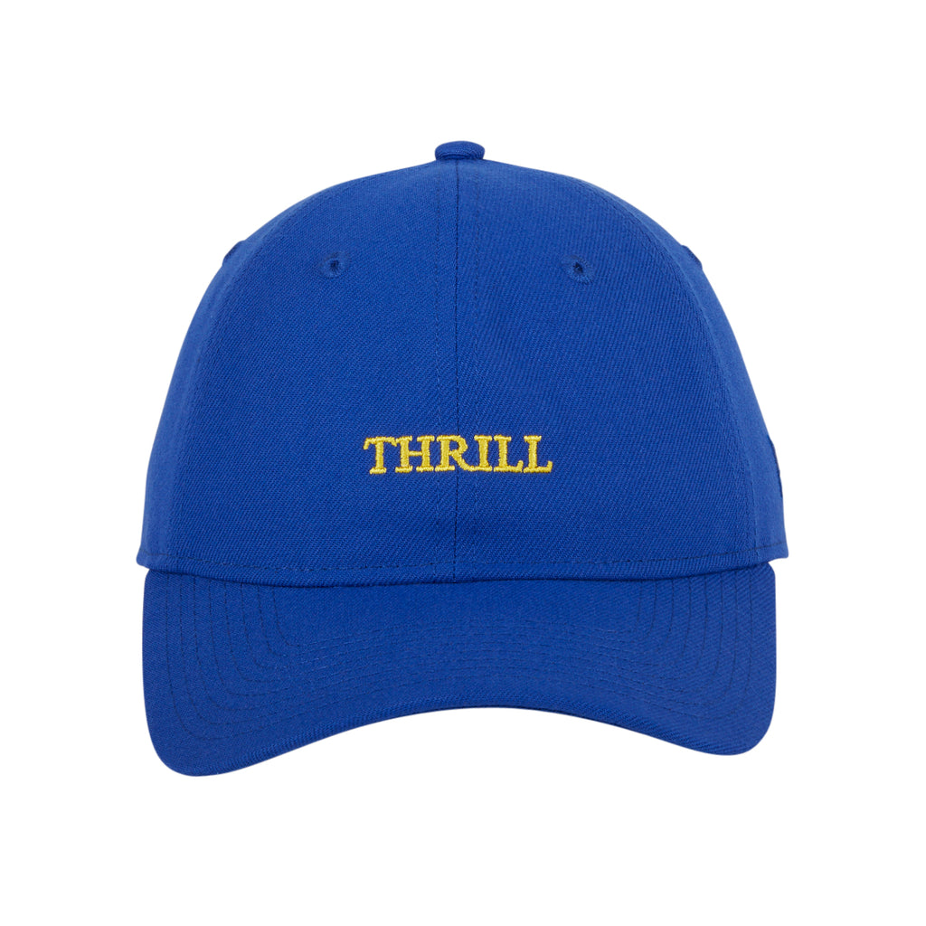 New Era 9Twenty Thrill Logo Adjustable Hat - Royal