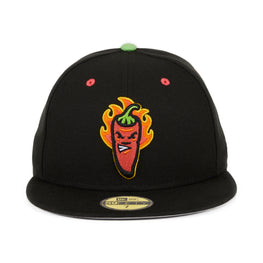 Exclusive New Era 59Fifty Lake County Picantes Hat - Black