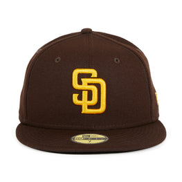 New Era Authentic Collection San Diego Padres On-Field Home Fitted Hat