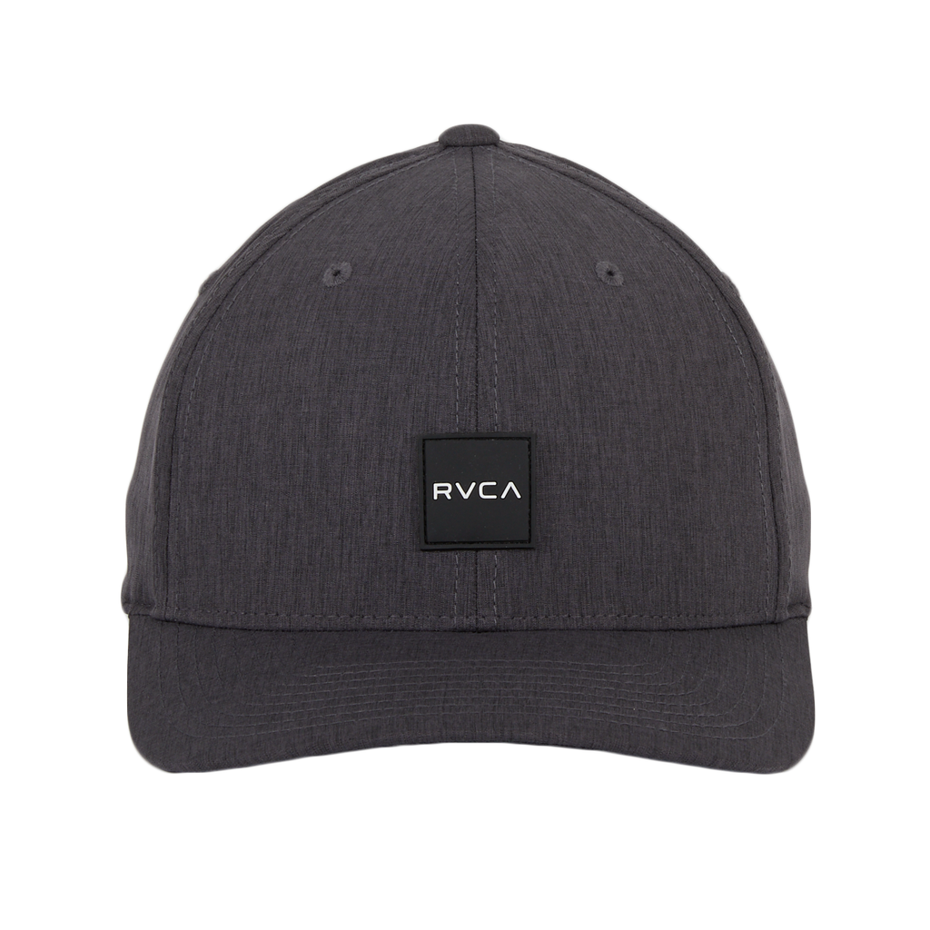 RVCA Shift Flex Fit Hat - Black