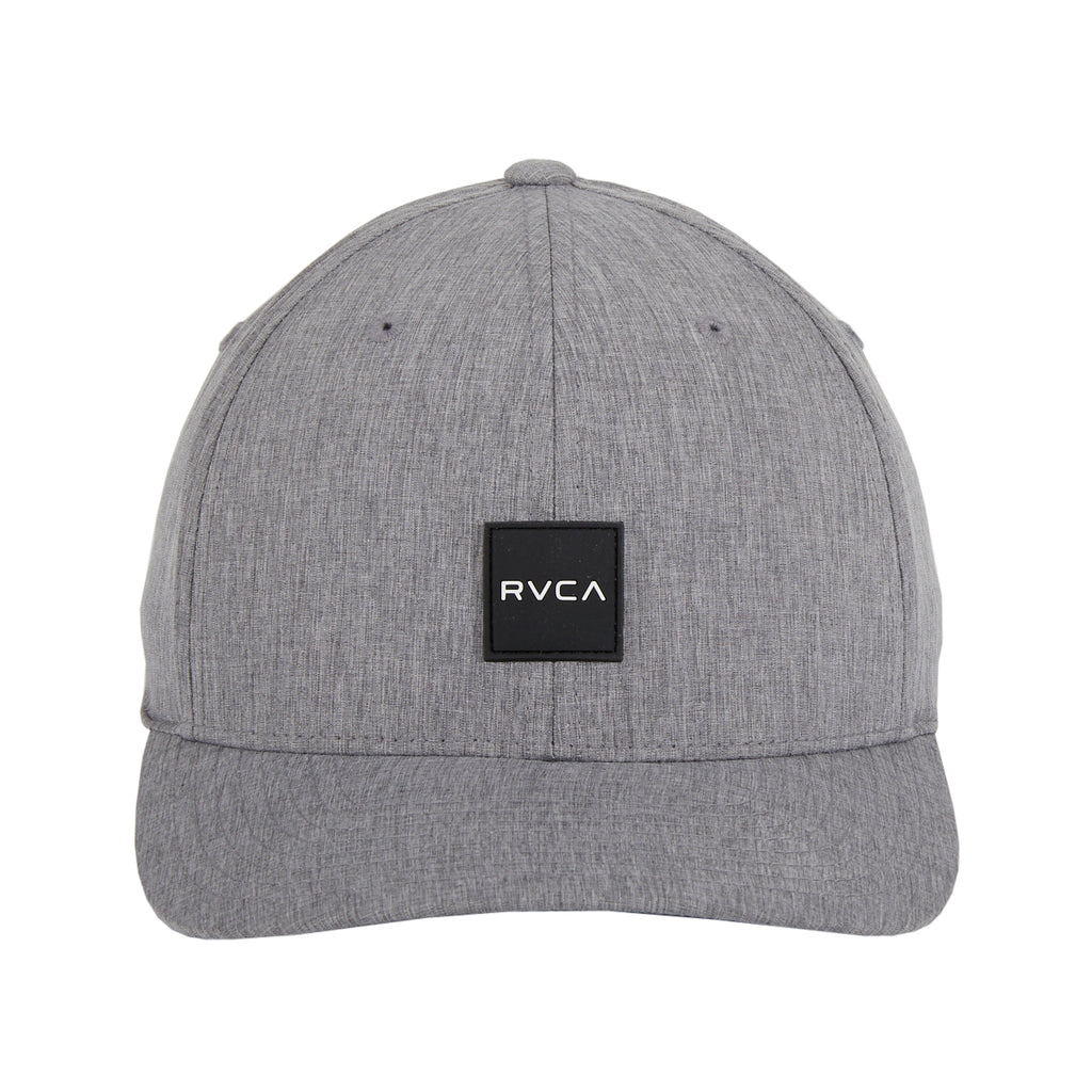 RVCA Shift Flex Fit Hat - Heather