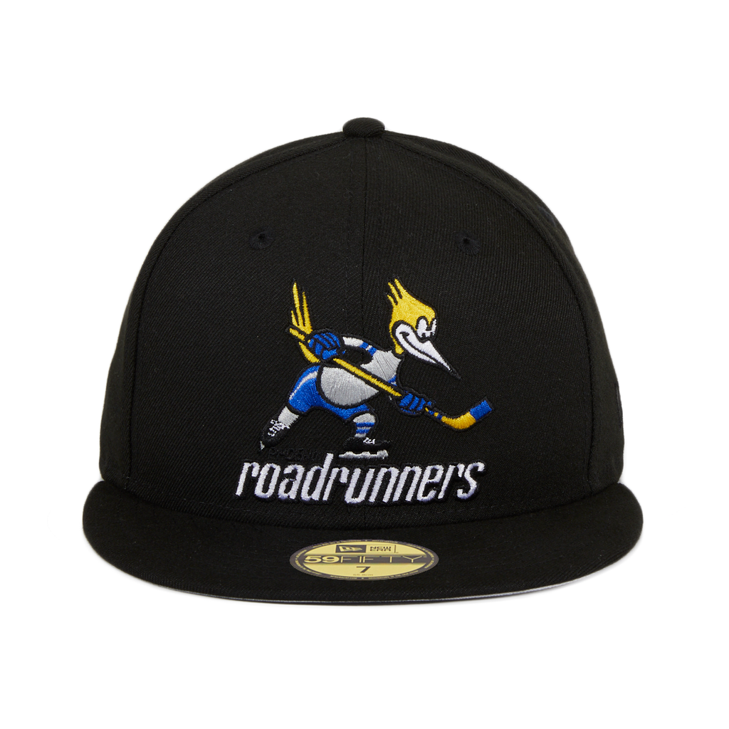 Exclusive New Era 59Fifty Phoenix Roadrunners OTC Hat - Black