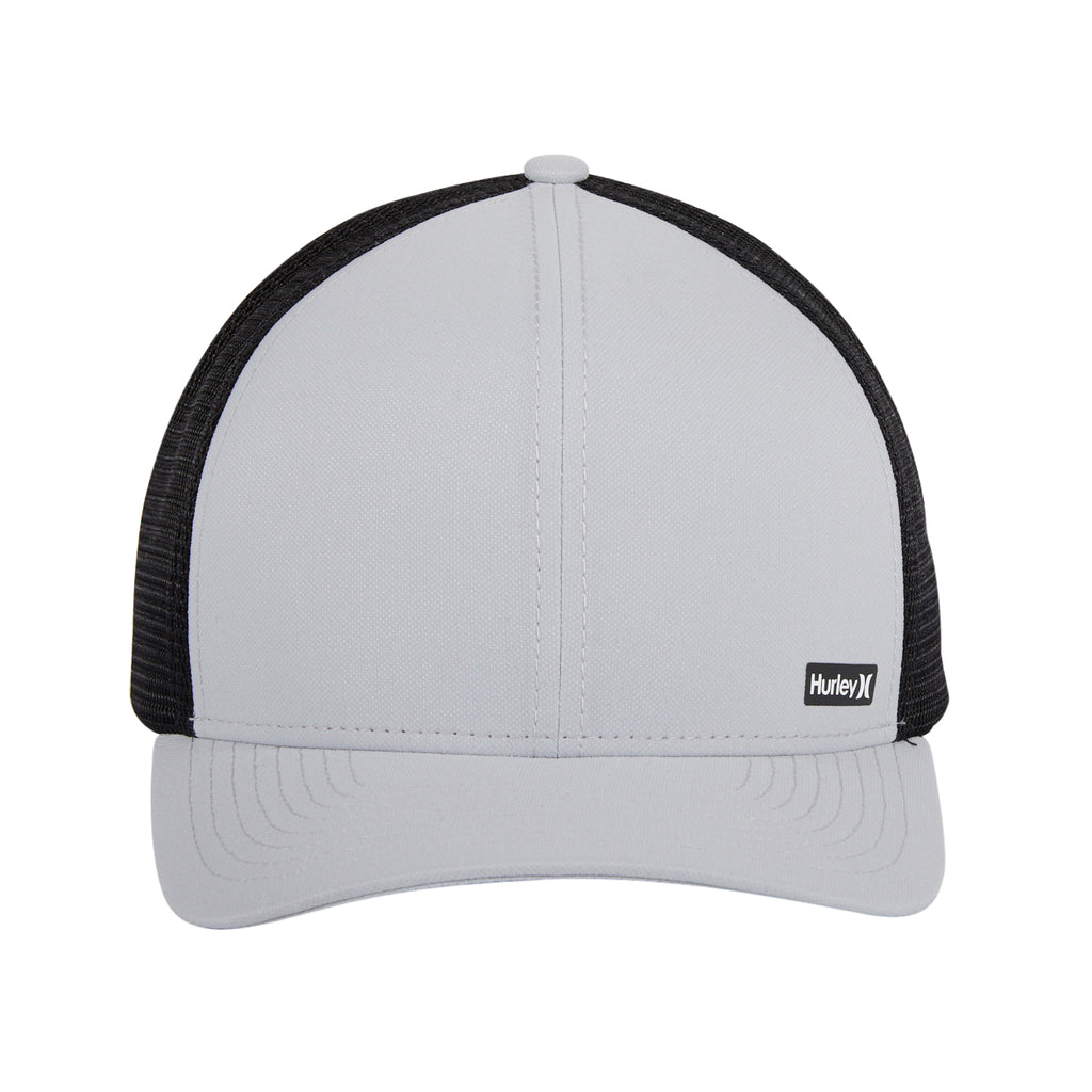 Hurley League Adjustable Hat - Gray