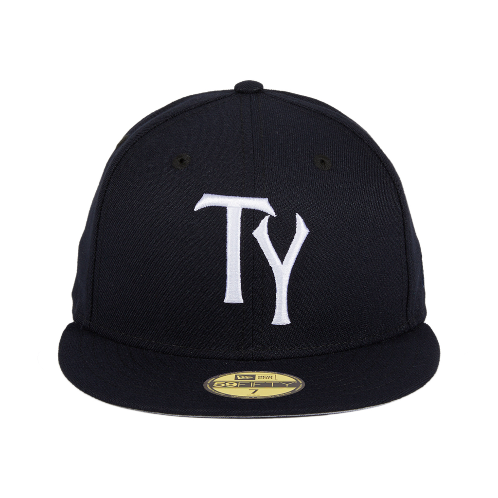 New Era 59Fifty Tampa Bay Rays Hat - Navy